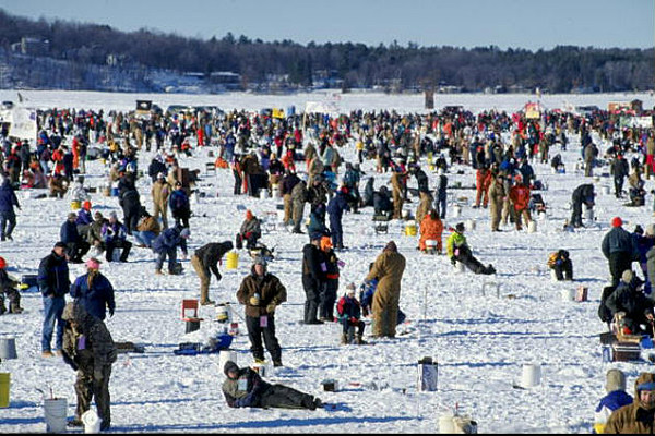 National geographic channel to film sebago lake ice for Maine ice fishing derbies