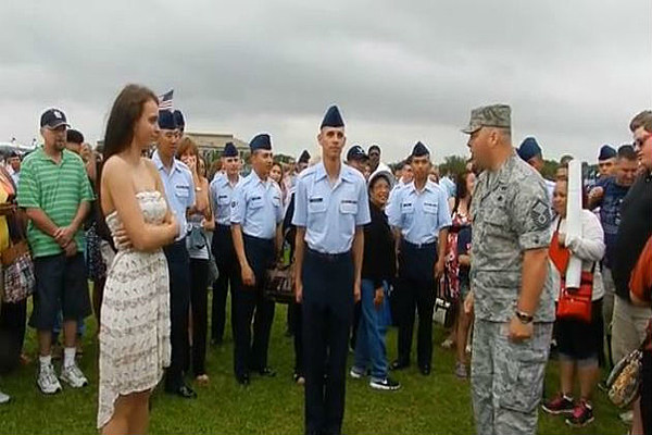 Air force and marriage