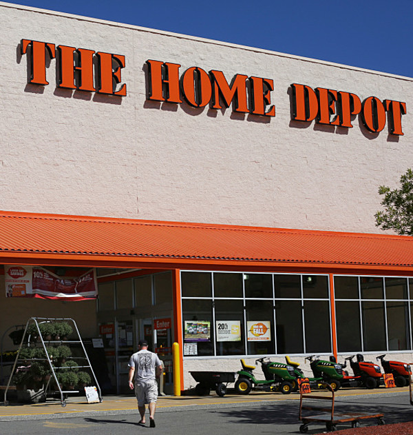 Home Depot Shoppers at Risk from Cyber Attack PHOTOS